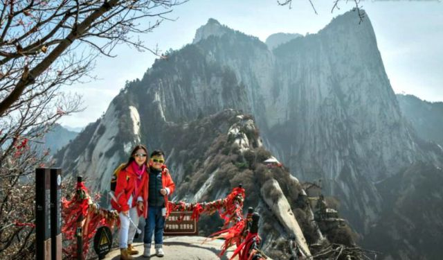 How to Get to Huashan From Xi'an