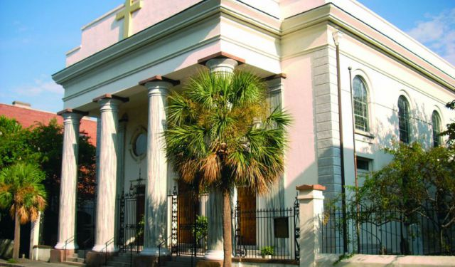 Historic District - Business District of Charleston