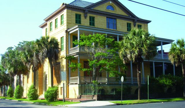 Historic District - The Boroughs of Charleston