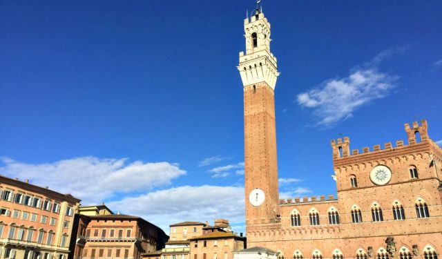 Siena 2018: A Morning Walk