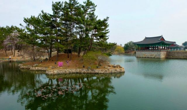 Walking Around Gyeongju