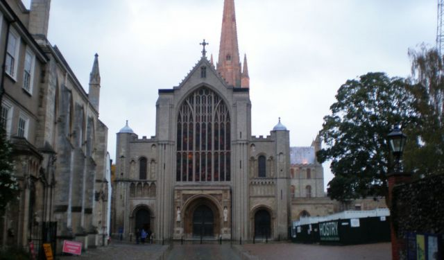 My English Memories: Norwich