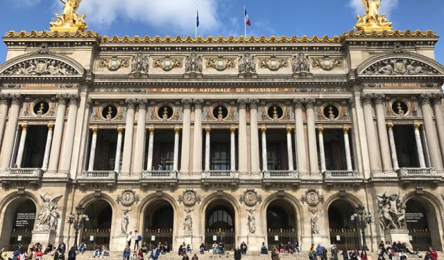 5 Interesting Facts About the Paris Opera
