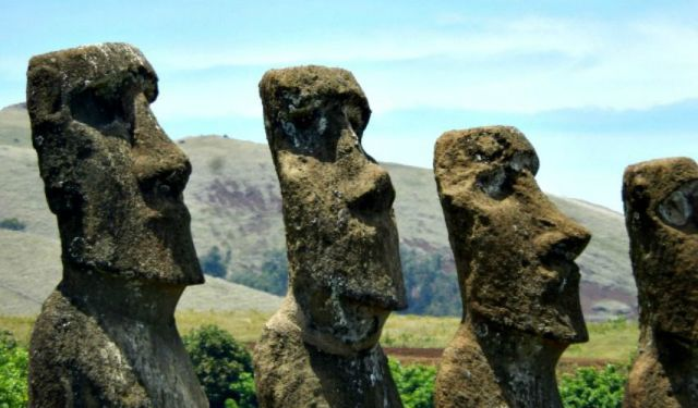 Easter Island: The Inca Connection