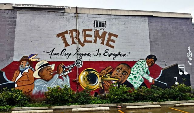 Visiting Treme, New Orleans