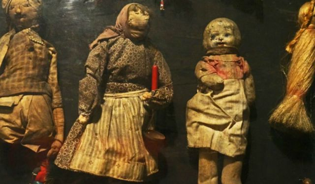 The Historic Voodoo Museum in New Orleans