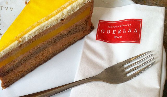 The Scoop on Cake in Vienna