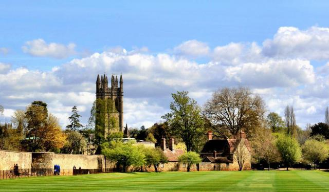 England: Top 10 Literary Experiences in Oxford