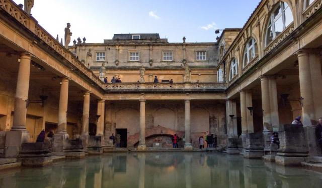Day Trippers: Bath England