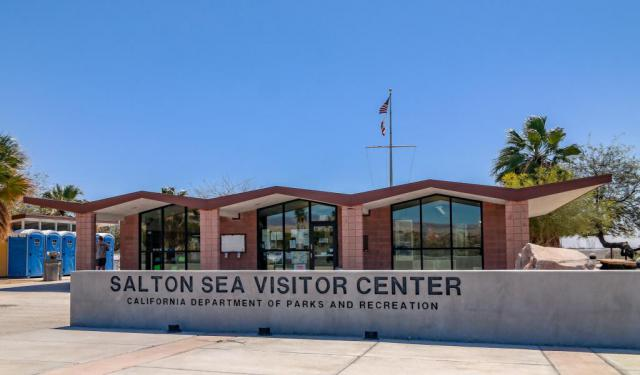 Day Trippers: The Salton Sea