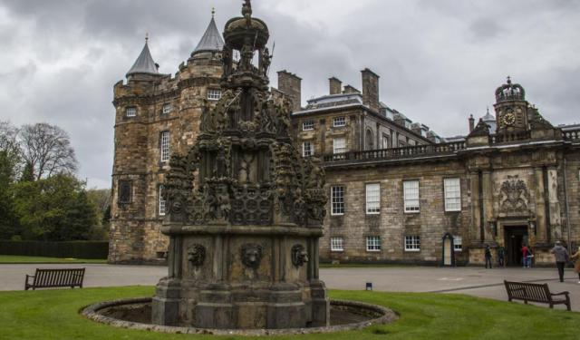 Personalities Commemorated in Edinburgh