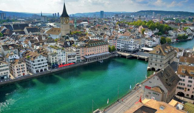 How Expensive Is Zurich, Switzerland?