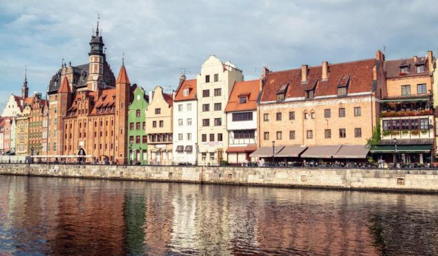 Gdansk: The Most Surprising City by the Baltic Sea
