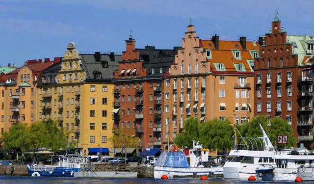 Guide to Kungsholmen
