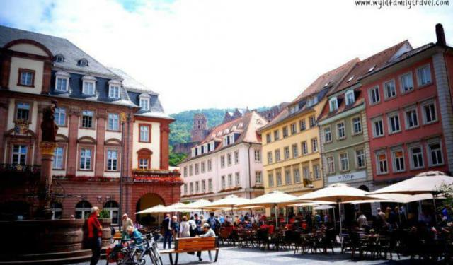 Things to Do in Heidelberg on a Day Trip