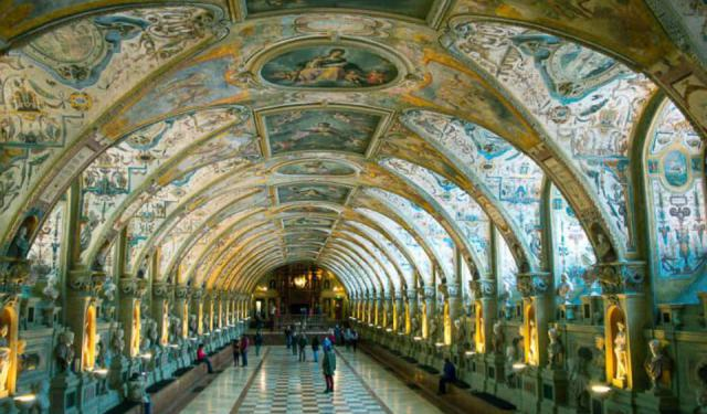 Munich Residenz the Largest City Palace in Germany