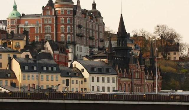 A City Trip to Stockholm