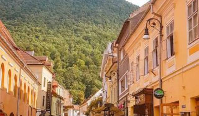 Exploring Romania's Most Magical Town: Brasov