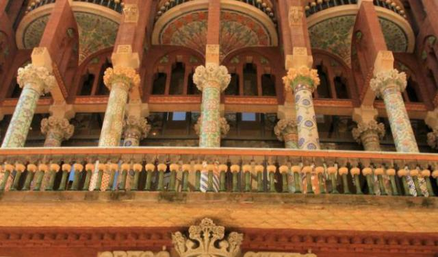 A Symbol of Catalan Pride, the Palau de la Musica
