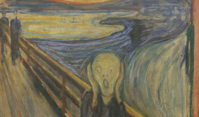Screaming for Munch in Oslo
