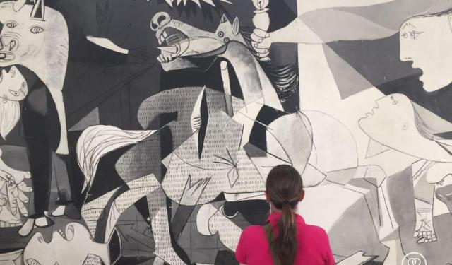 Guernica Unravelled in Madrid