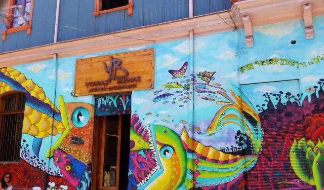 What to See in Valparaiso