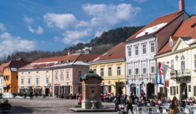 Moment in the Alps with a Day Trip to Samobor, Croatia