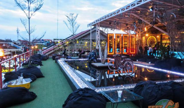 Best Rooftop Bars in Siem Reap, Cambodia