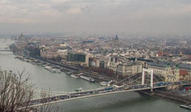 Budapest, a Walking City