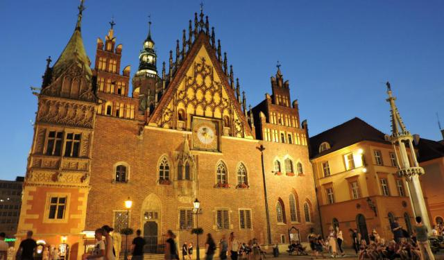 Wroclaw – My Favorite City in Poland
