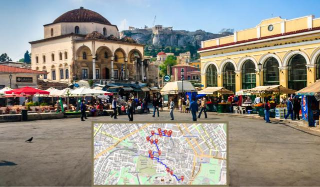 Exploring Athens for Authentic Greek Food