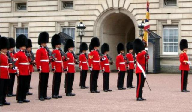 The Changing of the Guard - Worst Travel Experience