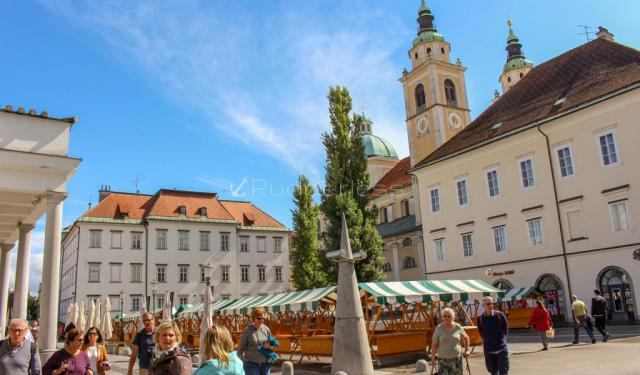 2 Days in the Capital City of Slovenia
