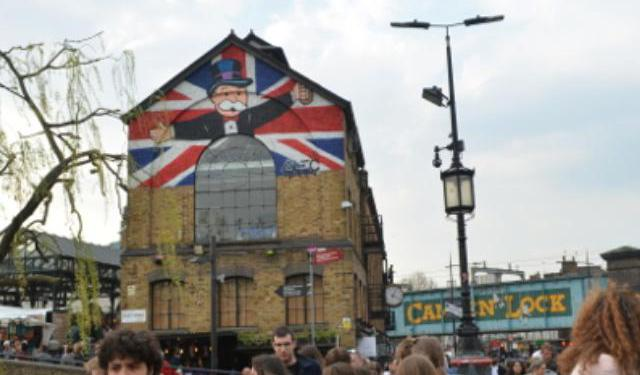 Camden Market: London's Best and Biggest Shitshow