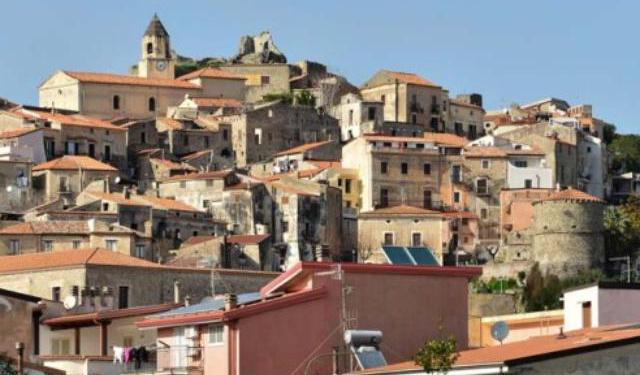 Calabria's Enticing Scalea, Southern Italy
