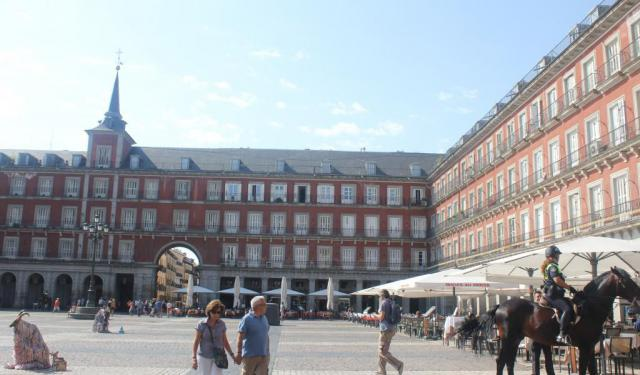 5 Things to Do in Madrid with a Toddler