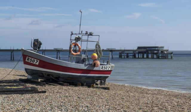 Discover the Delights of Deal on the Coast of Kent
