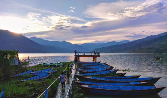 Pokhara, A Great Place to Relax Around Nature