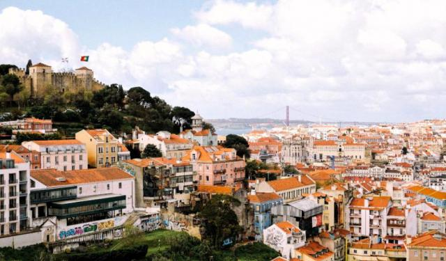 The Prettiest Neighbourhoods in Lisbon