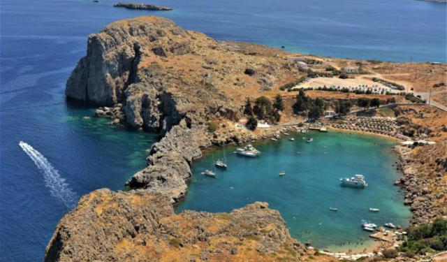 Rhodes Island- The Fascination and The Travel Guide