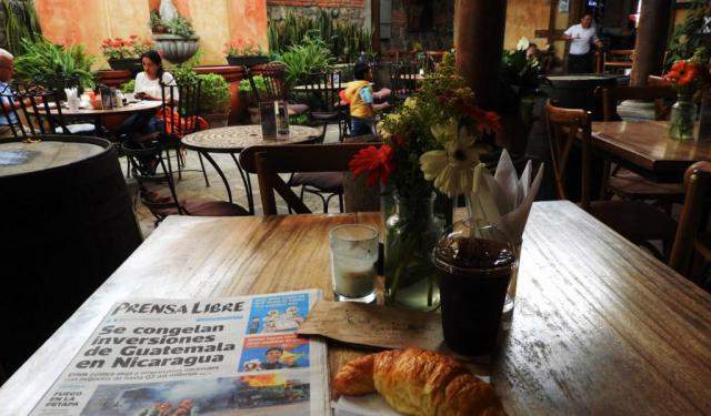 The Best Food and Coffee in Antigua Guatemala