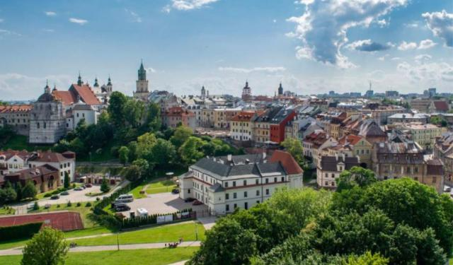 The Sorely Overlooked City of Lublin, Poland