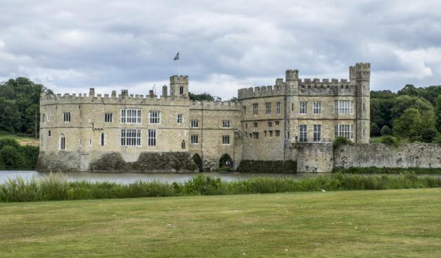 Leeds Castle near Maidstone, Kent - A Complete Day Out