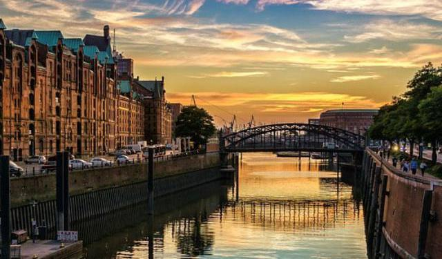 12 Historical Sites in Hamburg, Germany