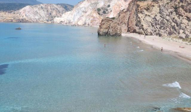 Milos' Beaches and Fisher Villages