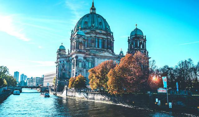 Things to Do in Berlin for Non-War Minded
