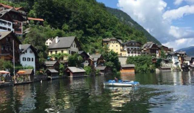 Hallstatt – A Fairytale Town that Melted my Heart