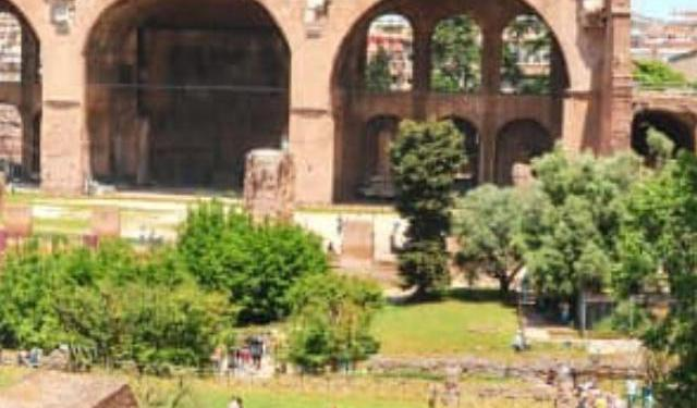 Archaeological Sites in Rome