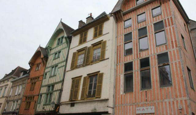 Exploring Historic Troyes, France