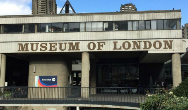 A Journey through History at Museum of London